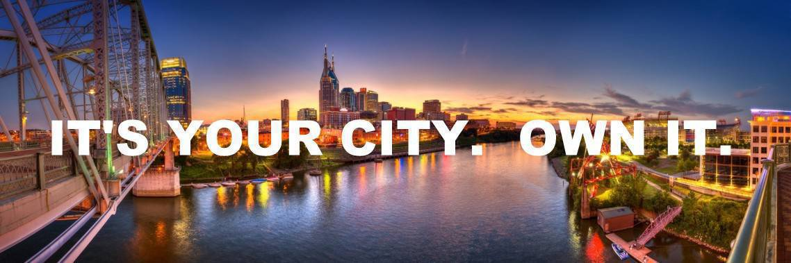It's your city. own it.