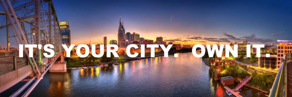 It's your city. own it.