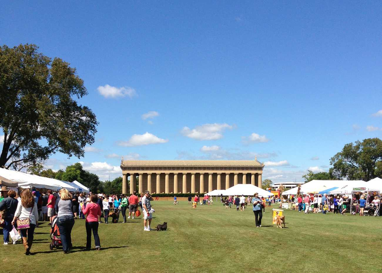 Nashville Dog Day Festival