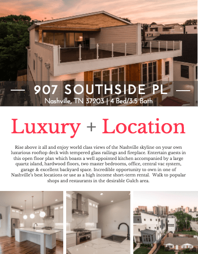 Real Estate Flyer – Copy of Luxury Location Template