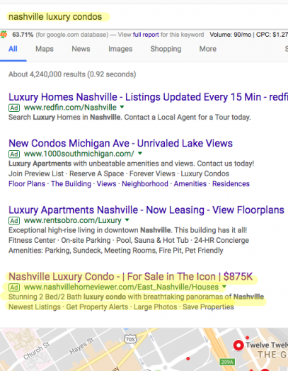 nashville luxury condos Google Search