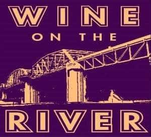 Nashville wine on the river