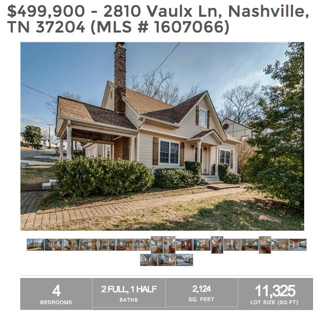 2810 Vaulx lane