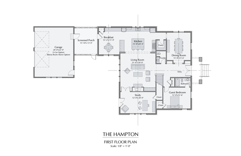 The hampton