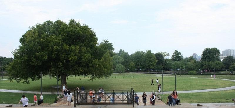 Centennial Park Nashville