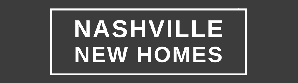 Nashville new homes for sale