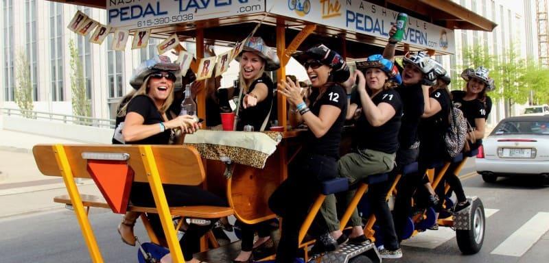 Pedal Taverns