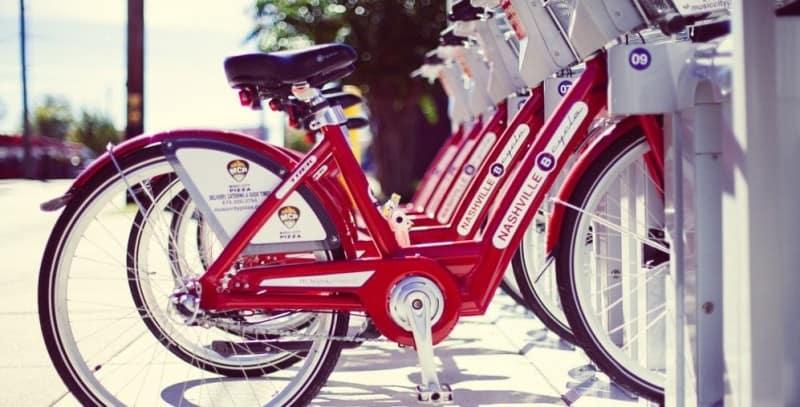 nashville bikes