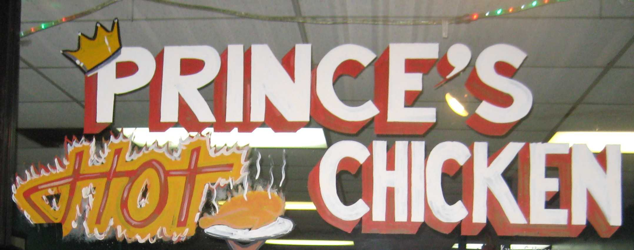 Prince's Chicken