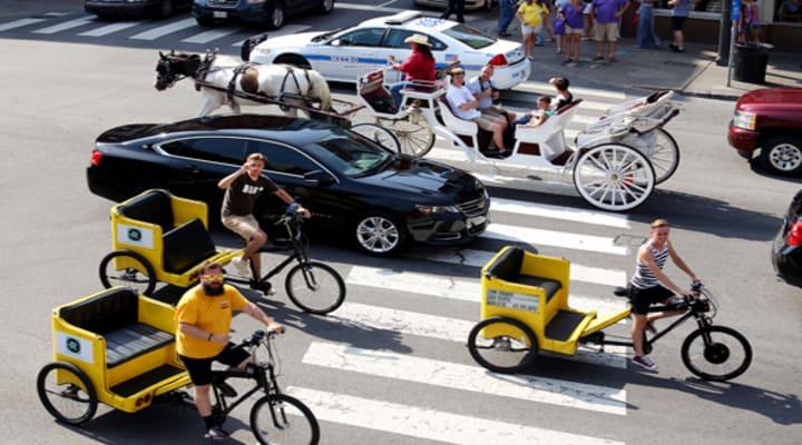Nashville Pedicab