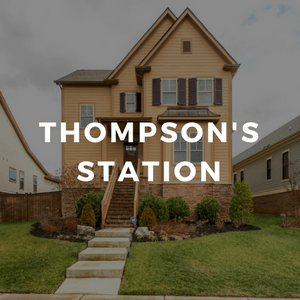 Thompsons station real estate