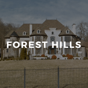 Forest Hills TN Real Estate