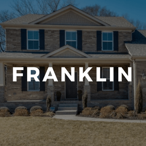 Franklin TN Real Estate