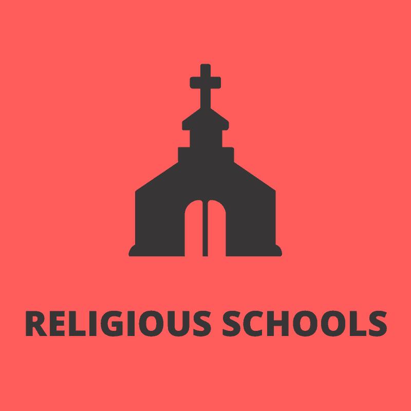 Religious Private Schools