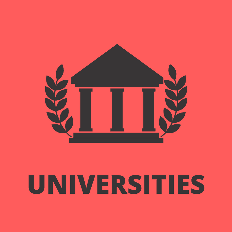 Universities & Colleges